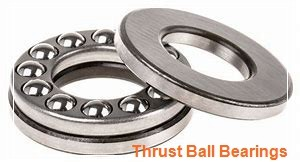 30 mm x 72 mm x 19 mm  SKF NJ 306 ECML thrust ball bearings