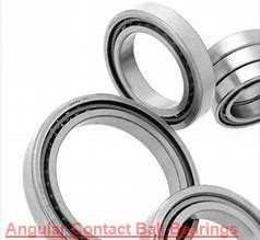 90 mm x 190 mm x 43 mm  NTN QJ318 angular contact ball bearings