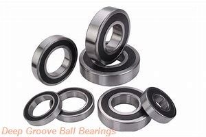 8 mm x 24 mm x 8 mm  ISO 628 deep groove ball bearings