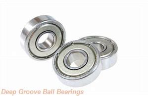 80 mm x 100 mm x 10 mm  FAG 61816-2RSR-Y deep groove ball bearings