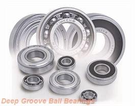 100 mm x 150 mm x 16 mm  NTN 16020 deep groove ball bearings