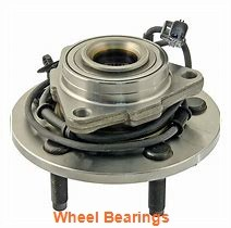 Toyana CX542 wheel bearings