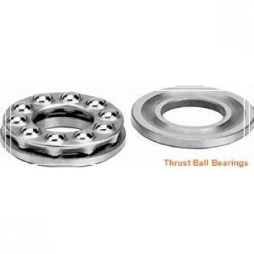 FBJ 51205 thrust ball bearings