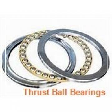 80 mm x 140 mm x 33 mm  SKF NU 2216 ECP thrust ball bearings