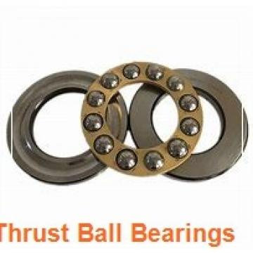 110 mm x 190 mm x 18 mm  SKF 52226 thrust ball bearings