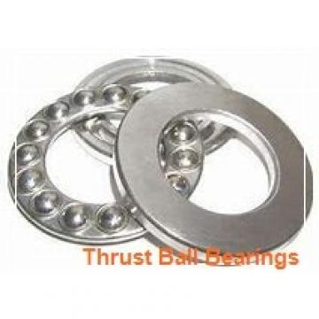 ZEN B9 thrust ball bearings