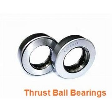 100 mm x 180 mm x 34 mm  SKF NJ 220 ECJ thrust ball bearings