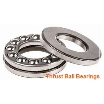ISO 53417 thrust ball bearings