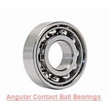 170 mm x 260 mm x 30,5 mm  NACHI 170TAH10DB angular contact ball bearings