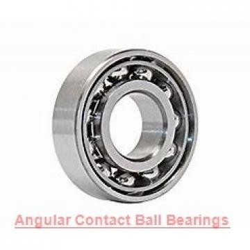 55 mm x 90 mm x 18 mm  SKF 7011 CB/P4A angular contact ball bearings
