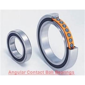 17 mm x 40 mm x 12 mm  SKF 7203 BEY angular contact ball bearings