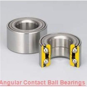 20 mm x 52 mm x 15 mm  FAG QJ304-MPA angular contact ball bearings
