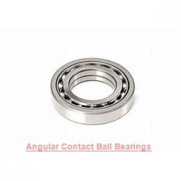 45 mm x 100 mm x 38,7 mm  ZEN 3309 angular contact ball bearings