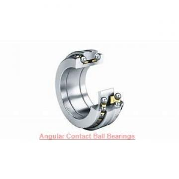 60 mm x 150 mm x 35 mm  KOYO 7412 angular contact ball bearings