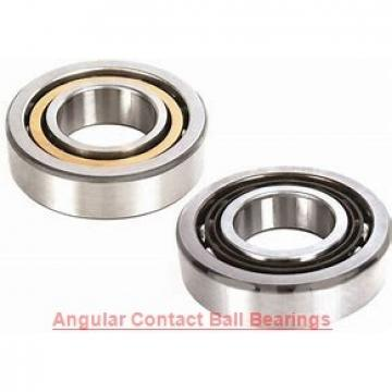 45 mm x 85 mm x 30,2 mm  SKF E2.3209A-2Z angular contact ball bearings