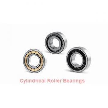 80 mm x 125 mm x 60 mm  KOYO DC5016NR cylindrical roller bearings