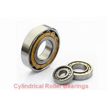 75 mm x 190 mm x 45 mm  NSK NU 415 cylindrical roller bearings
