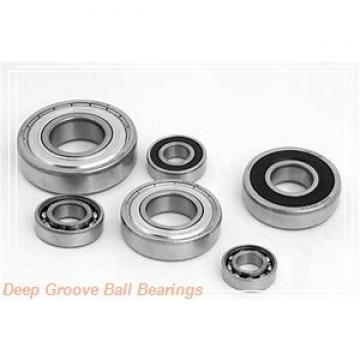 20 mm x 52 mm x 22,2 mm  CYSD W6304-2RSNR deep groove ball bearings