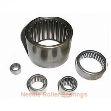 55 mm x 80 mm x 45 mm  ISO NA6911 needle roller bearings