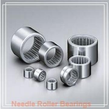 45 mm x 72 mm x 40 mm  IKO NAFW 457240 needle roller bearings