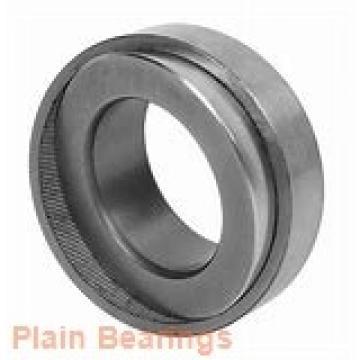 20 mm x 24,3 mm x 25 mm  ISO SAL 20 plain bearings