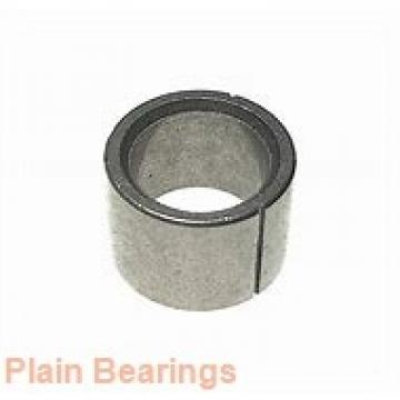 15 mm x 26 mm x 12 mm  ISO GE15DO-2RS plain bearings
