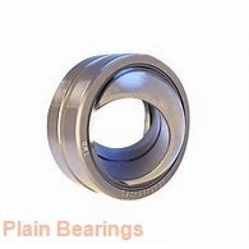 28 mm x 62 mm x 35 mm  LS GEBK28S plain bearings