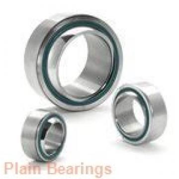 17 mm x 32 mm x 14 mm  ISO GE 017 XES plain bearings
