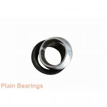 25 mm x 47 mm x 15 mm  LS GAC25T plain bearings