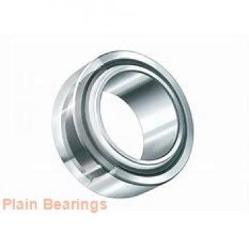 6 mm x 16 mm x 9 mm  ISB TSF 6 C plain bearings