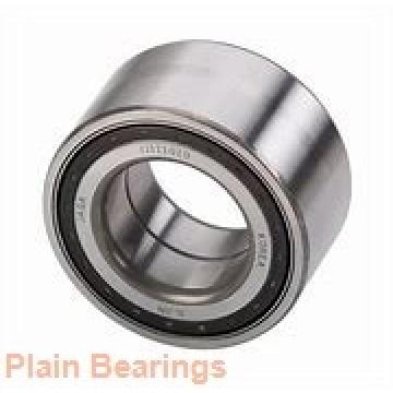 32 mm x 62 mm x 30 mm  ISO GE32/62XDO plain bearings