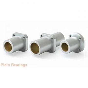 63 mm x 95 mm x 65 mm  FBJ GEEW63ES-2RS plain bearings