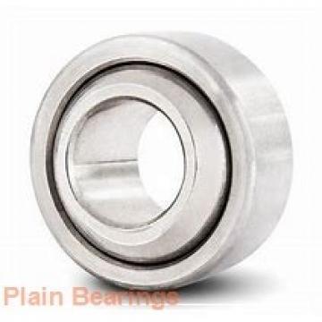 20 mm x 35 mm x 24 mm  FBJ GEEM20ES-2RS plain bearings