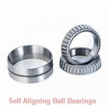 30 mm x 72 mm x 27 mm  NKE 2306-2RS self aligning ball bearings