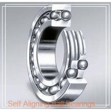 70 mm x 125 mm x 24 mm  NACHI 1214 self aligning ball bearings