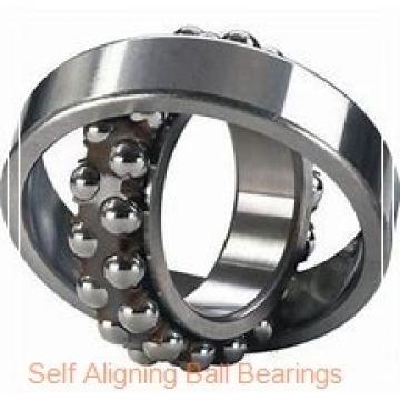 40 mm x 80 mm x 18 mm  NSK 1208 self aligning ball bearings