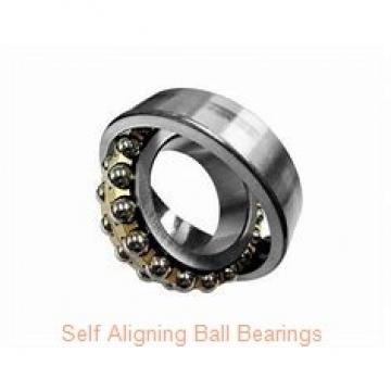 45 mm x 100 mm x 36 mm  NKE 2309-K self aligning ball bearings