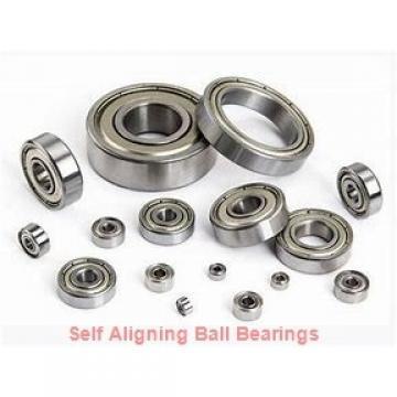 35 mm x 72 mm x 23 mm  ISO 2207K+H307 self aligning ball bearings