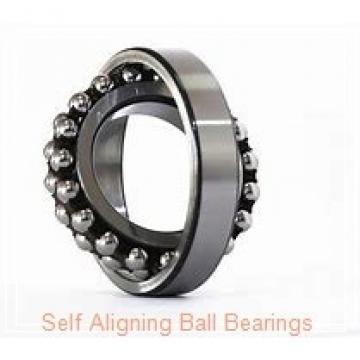 55 mm x 100 mm x 21 mm  NTN 1211S self aligning ball bearings