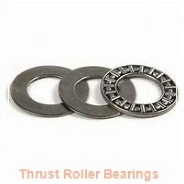 180 mm x 206 mm x 13 mm  IKO CRBS 18013 V thrust roller bearings