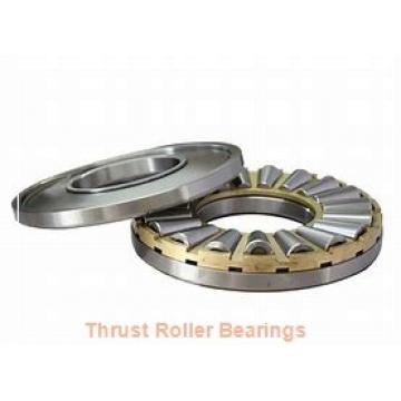 130 mm x 190 mm x 25 mm  IKO CRB 13025 UU thrust roller bearings