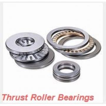 INA RTL19 thrust roller bearings