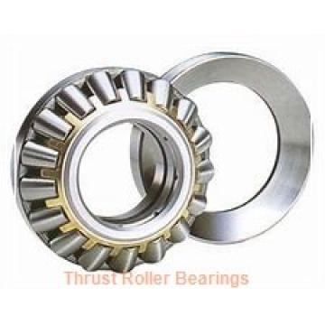180 mm x 206 mm x 13 mm  IKO CRBS 18013 V UU thrust roller bearings