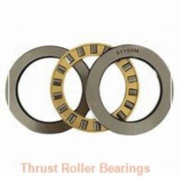 80 mm x 140 mm x 12,5 mm  SKF 89316TN thrust roller bearings