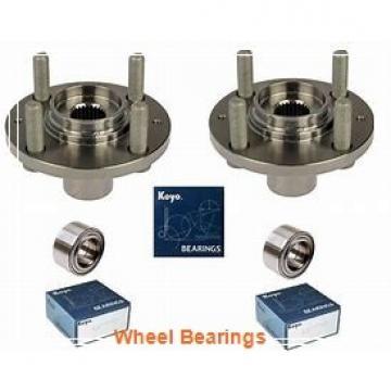 Toyana CX563 wheel bearings