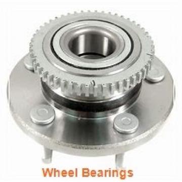 Toyana CX687 wheel bearings