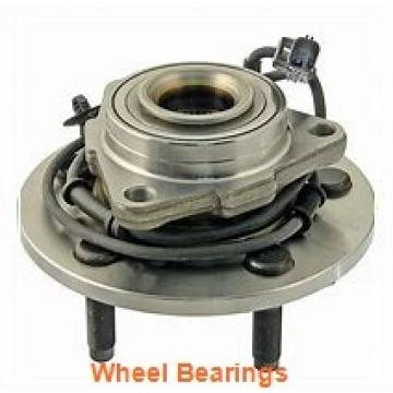 Toyana CX303 wheel bearings