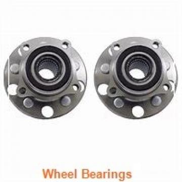 Toyana CX237 wheel bearings