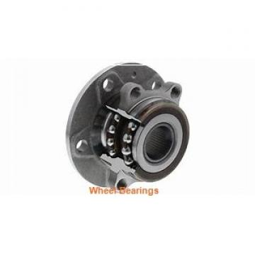 Toyana CX011 wheel bearings