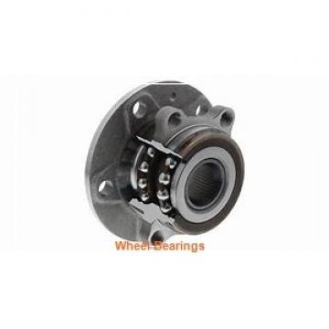 Toyana CX036L wheel bearings